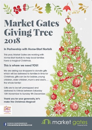 Market Gates Giving Tree